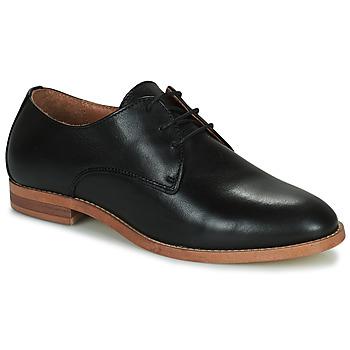 Chaussures Femme Derbies Minelli DELINA Noir