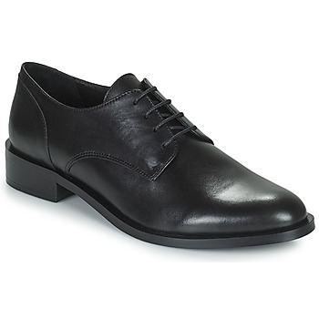 Chaussures Femme Derbies Minelli FRANCIA Noir