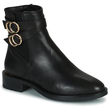 Chaussures Femme Boots Minelli LISA Noir