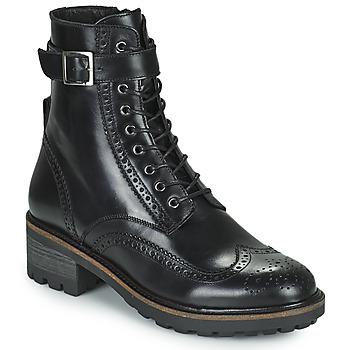 Chaussures Femme Boots Minelli ALOILA Noir