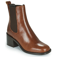 Chaussures Femme Bottines Minelli FREYLA Marron