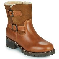 Chaussures Femme Bottines Minelli LEILA Marron