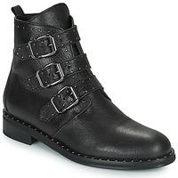 Chaussures Femme Boots Minelli FRANILLA Noir