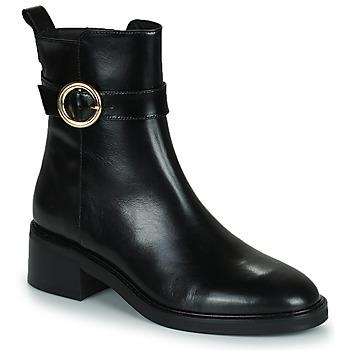 Chaussures Femme Bottines Minelli KAMELIA Noir