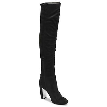 Chaussures Femme Bottes ville Minelli  Noir