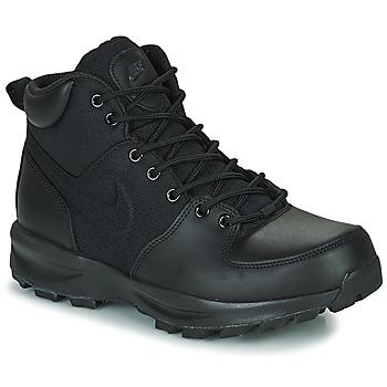 Chaussures Homme Baskets montantes Nike NIKE MANOA Noir