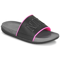 Chaussures Femme Claquettes Nike WMNS NIKE OFFCOURT SLIDE Gris
