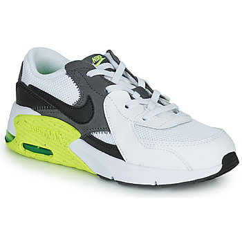 Chaussures Enfant Baskets basses Nike NIKE AIR MAX EXCEE (PS) Blanc / Noir