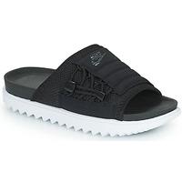 Chaussures Femme Claquettes Nike WMNS NIKE ASUNA SLIDE Noir