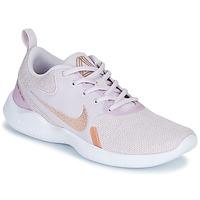 Chaussures Femme Multisport Nike WMNS FLEX EXPERIENCE RN 10 Rose / Doré