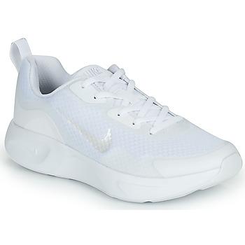 Chaussures Femme Multisport Nike WMNS NIKE WEARALLDAY Blanc