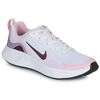 Chaussures Enfant Multisport Nike NIKE WEARALLDAY (GS) Blanc / Rose