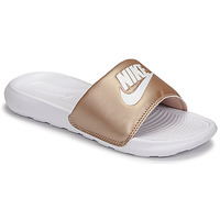Chaussures Femme Claquettes Nike W NIKE VICTORI ONE SLIDE Marron