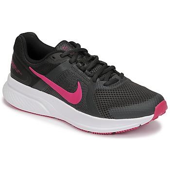 Chaussures Femme Running / trail Nike W NIKE RUN SWIFT 2 Gris / Rouge