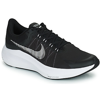 Chaussures Homme Running / trail Nike NIKE ZOOM WINFLO 8 Noir / Blanc