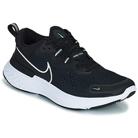 Chaussures Homme Running / trail Nike NIKE REACT MILER 2 Noir / Blanc