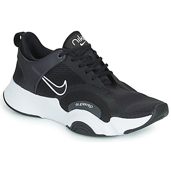 Chaussures Homme Multisport Nike M NIKE SUPERREP GO 2 Noir / Blanc