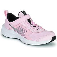 Chaussures Enfant Running / trail Nike NIKE DOWNSHIFTER 11 (PSV) Rose / Gris