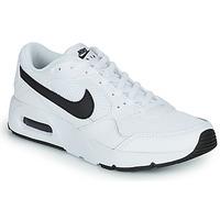 Chaussures Enfant Baskets basses Nike NIKE AIR MAX SC (GS) Blanc / Noir