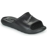 Chaussures Femme Claquettes Nike W NIKE VICTORI ONE SHWER SLIDE Noir / Blanc