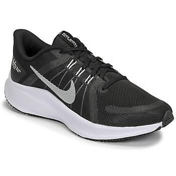 Chaussures Femme Running / trail Nike WMNS NIKE QUEST 4 Noir / Blanc