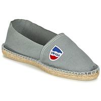 Chaussures Homme Espadrilles 1789 Cala CLASSIQUE Gris