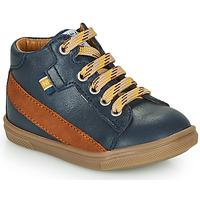 Chaussures Garçon Baskets montantes GBB WESTY Bleu