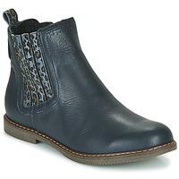 Chaussures Fille Boots GBB EVERY Bleu