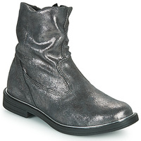 Chaussures Fille Boots GBB MICKY Gris