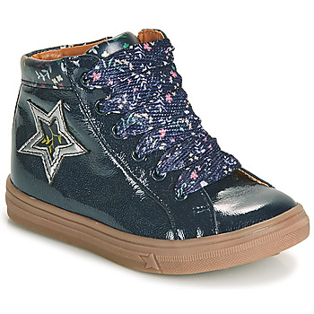 Chaussures Fille Baskets montantes GBB TADEA Bleu