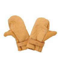Accessoires textile Enfant Gants Easy Peasy TOUCHOO Marron