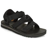Chaussures Homme Sandales et Nu-pieds Teva M Cross Strap Trail BLACK Noir