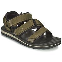 Chaussures Homme Sandales et Nu-pieds Teva M Cross Strap Trail DARK OLIVE Kaki