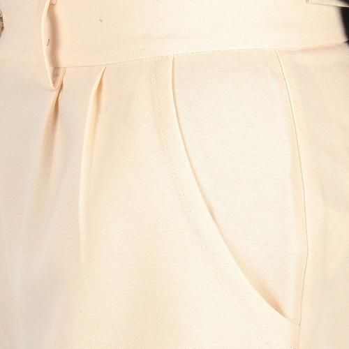 Stella Forest YSH003 Ecru - Chaussure pas cher avec- Vêtements Shorts / Bermudas Femme 6420 3UTIepMH