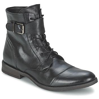 Chaussures Air max tnFemme Boots Balsamik EMA Noir