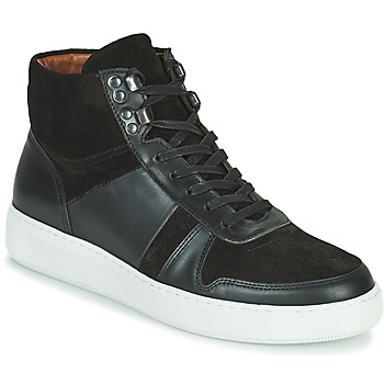 Chaussures Homme Baskets montantes Pellet ODIN Noir