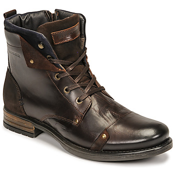 Chaussures Homme Boots Redskins YEDOS Marron
