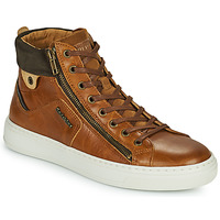 Chaussures Homme Baskets montantes Redskins HOPESO Cognac