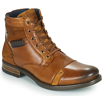 Chaussures Homme Boots Redskins NITRO Cognac