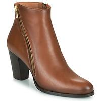 Chaussures Femme Bottines Fericelli POMIO TAN