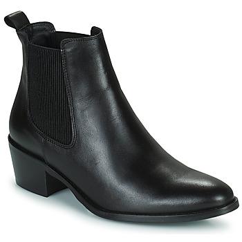Chaussures Femme Boots Fericelli PAMINA NOIR