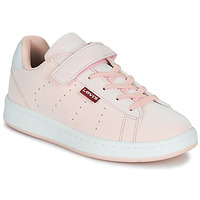 Chaussures Femme Baskets basses Levi's LINCOLN Rose