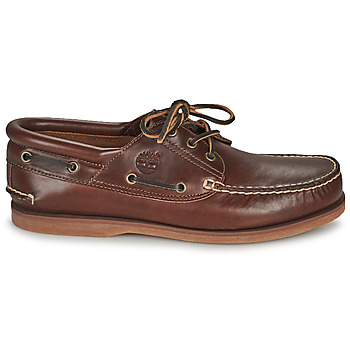 Chaussures bateau Timberland Classic Boat 3 Eye Padded Collar