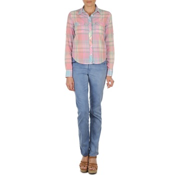 Jeans Gant DANA SPRAY COLORED DENIM PANTS