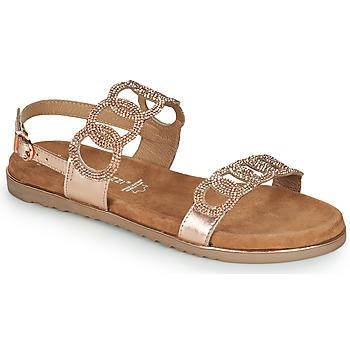 Chaussures Femme Sandales et Nu-pieds Marco Tozzi BLERINA Rose