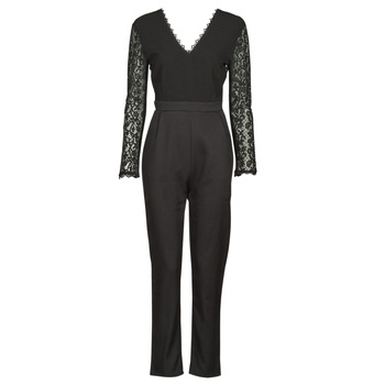 Vêtements Femme Combinaisons / Salopettes Betty London PARILLO Noir