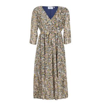 Vêtements Femme Robes longues Betty London PARINA Multicolore