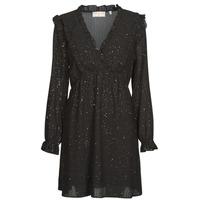 Vêtements Femme Robes courtes Moony Mood  Noir
