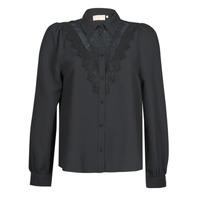 Vêtements Femme Chemises / Chemisiers Moony Mood ABBECOURS Noir
