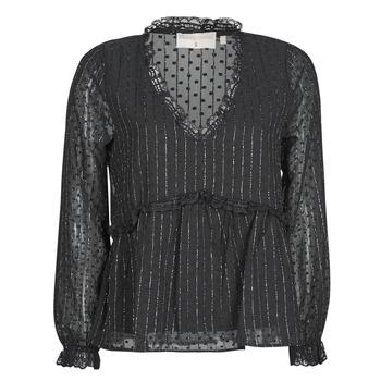 Vêtements Femme Tops / Blouses Moony Mood ABBENANT Noir